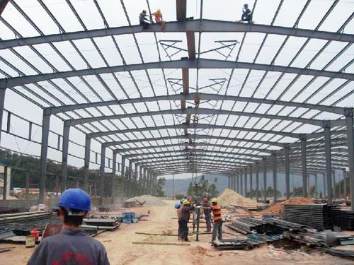 广州钢结构厂房